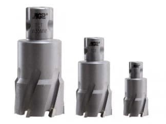 Wiertło rdzeniowe do metalu, głębokość 35 mm TCT Universal AGP