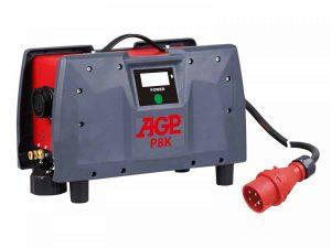 Przetwornica napięcia, kompresor AGP P8K