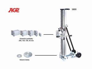 Stojak wiertniczy AGP S800