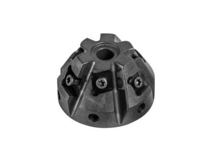 Głowica frezarska 30 ° do metalowych maszyn do fazowania (AGP EB12)