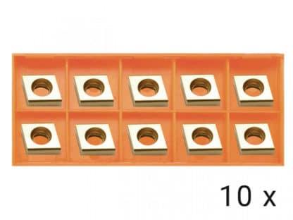 Płytki węglikowe proste 10x (AGP EB12)