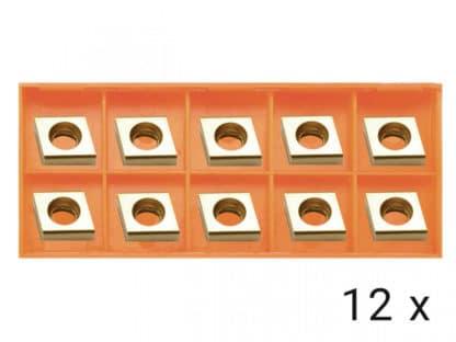 Płytki węglikowe proste 12x (AGP EB24R)