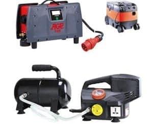 Inne urządzenia AGP