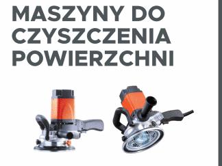 Maszyny do czyszczenia powierzchni