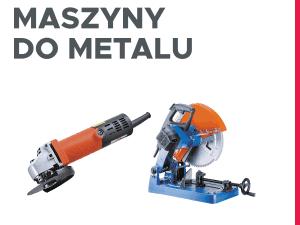 Maszyny do metalu